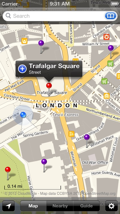 Smart Maps - London screenshot-1