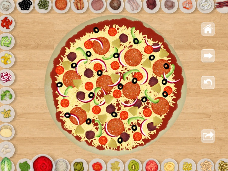 iPizza HD screenshot-3