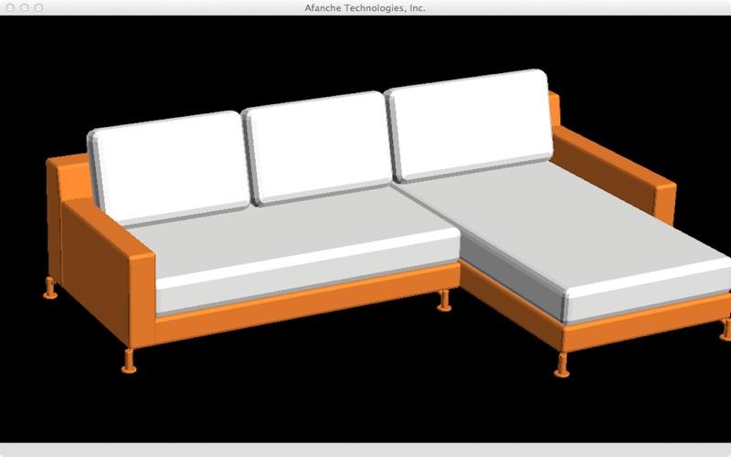 SKP Viewer 3D скриншот программы 4