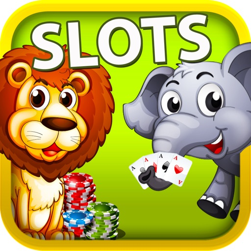 Safari Jungle Slot Adventure icon