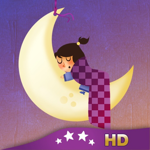 Sweet Dream Lullabies HD - Children's Story Book