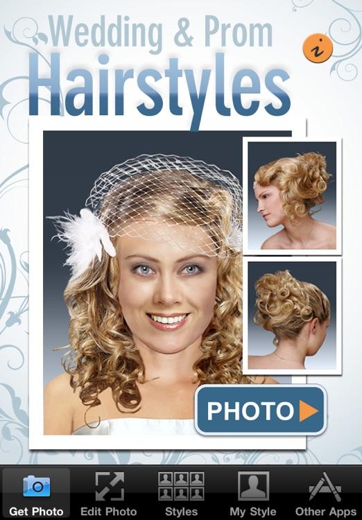 Wedding & Prom Hairstyles