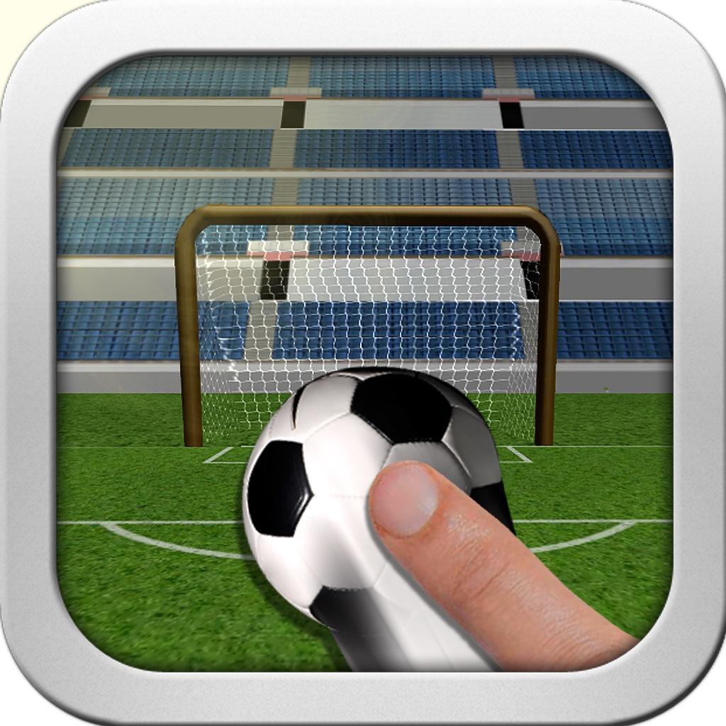 Football Flick 3D - Free Soccer Goal Kicking Game