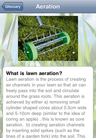Lawn Maintenance Calendar screenshot-1