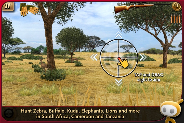Deer Hunter: African Safari