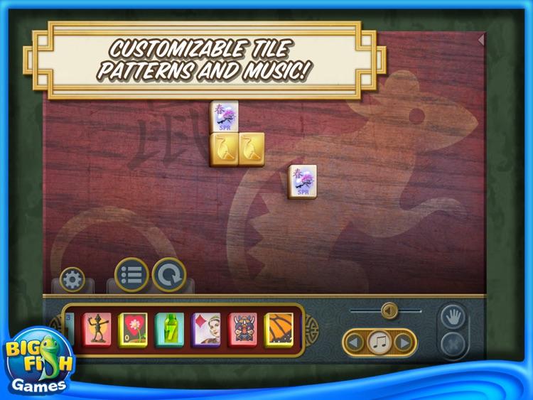 Mahjong Towers Touch HD screenshot-3