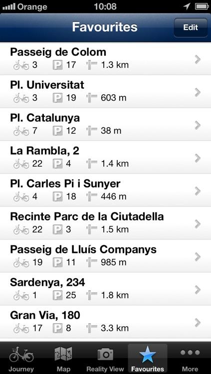 City Bikes screenshot-4