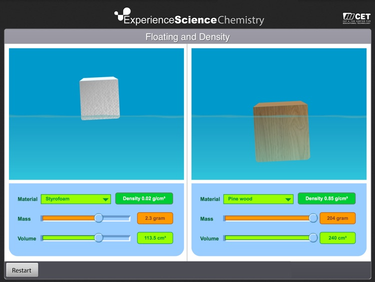 Experience Chemistry screenshot-3