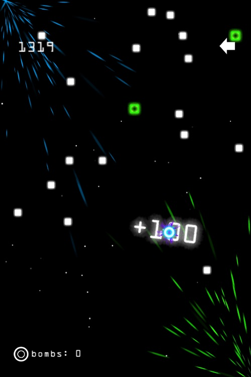 Retro Games X : Geometry Line Runner Arcade Game Free - ' Top Tap Impossible X Series ' by Cobalt Play screenshot-3