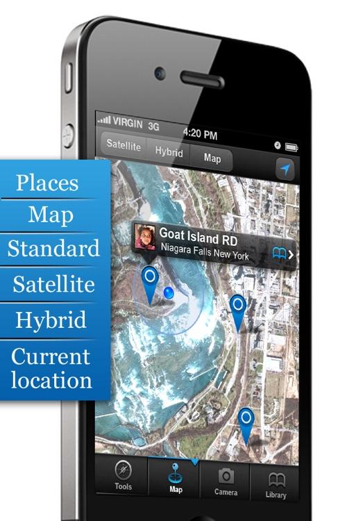 Places GPS+