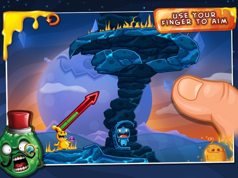 Monster Island HD для iPad