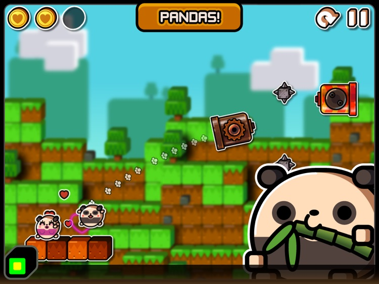 Land-a Panda HD Lite screenshot-3