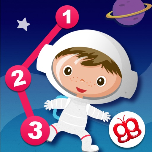 Dot-to-Dot Adventure - Learn Numbers and Letters
