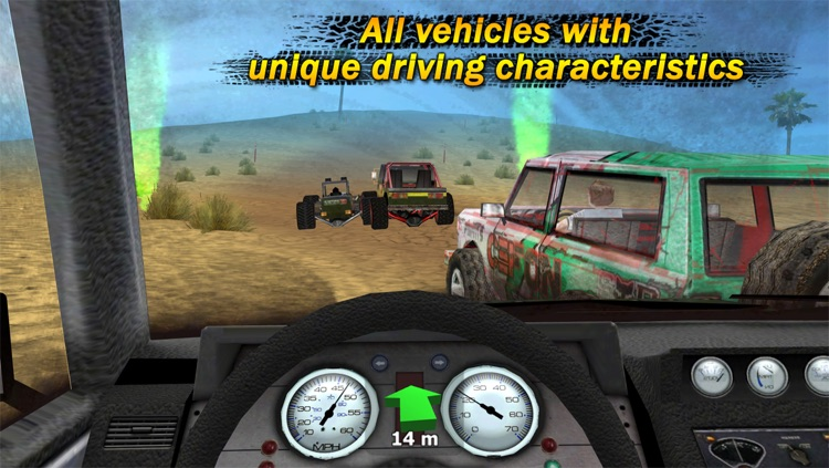 4x4 Jam Lite screenshot-2