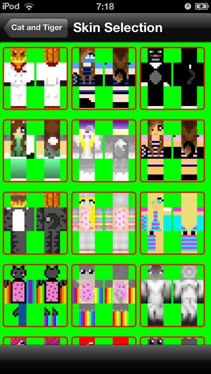 1000000+ Pocket Skins Studio: Minecraft Edition