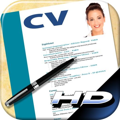 Réussir ses CV et lettres de motivations HD