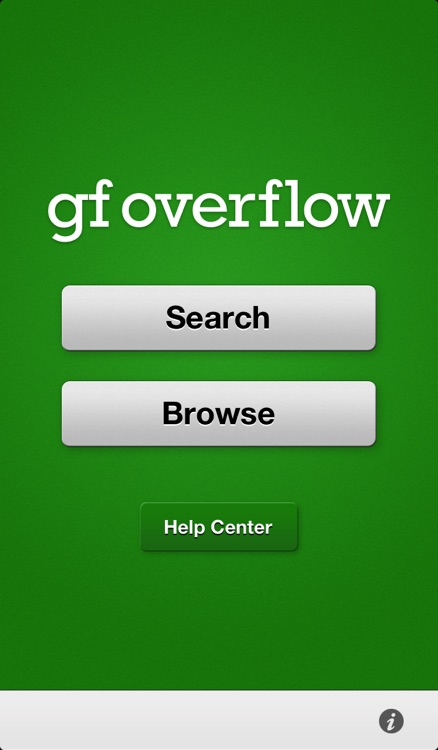 GF Overflow - Gluten Free Product Search screenshot-4