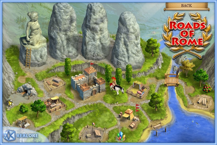 Roads of Rome Free screenshot-0