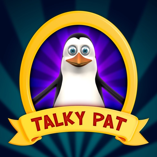 Hi, Talky Pat! - The Talking Penguin icon