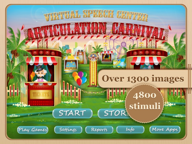 Articulation Carnival Pro screenshot-0