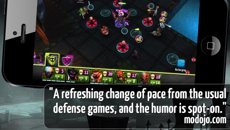 Vampire Season - Monster Defense screenshot-4