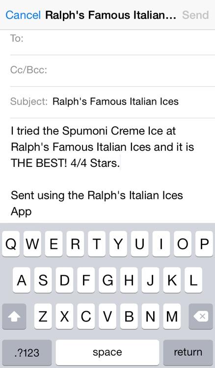 Ralph's Italian Ices screenshot-4