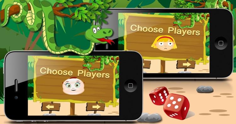 Snakes + Ladders screenshot-3