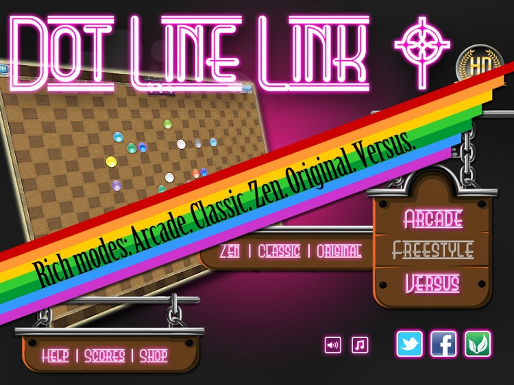 Dot Line Link screenshot-1