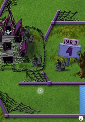 Mini Touch Golf screenshot 4