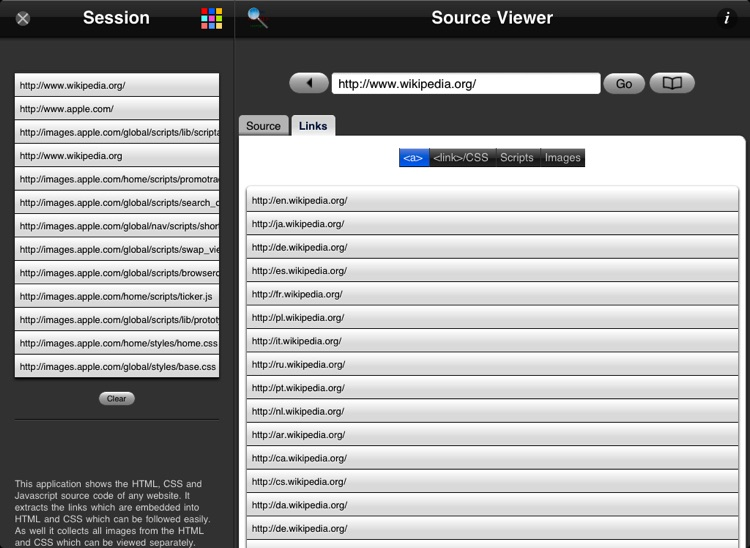 Source Viewer XL screenshot-4