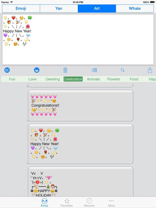 Emoji Free Emoticon Keyboard Art Text Pics On The App Store
