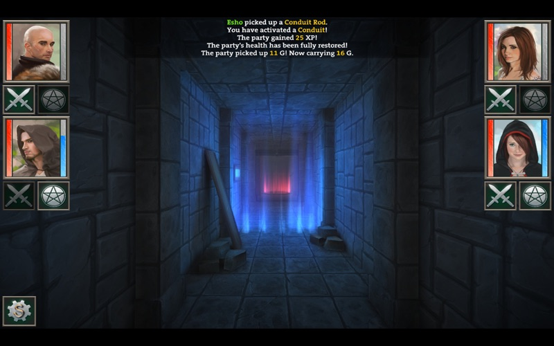 Coldfire Keep screenshot 2