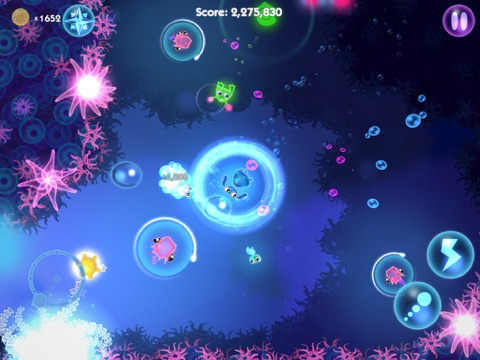 Glowfish HD (Full) для iPad