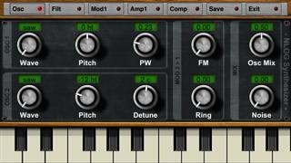 NLog MIDI Synthのおすすめ画像2