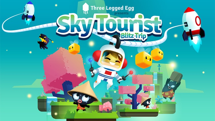 Sky Tourist Blitz Trip screenshot-0