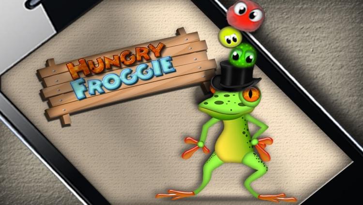 Hungry Froggie Pro screenshot-3