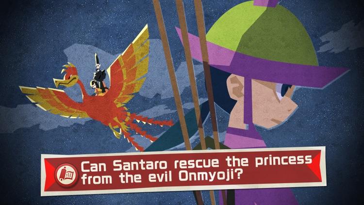 SAMURAI SANTARO screenshot-4