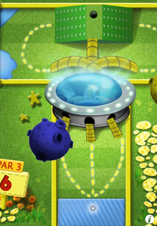 Mini Touch Golf screenshot-0