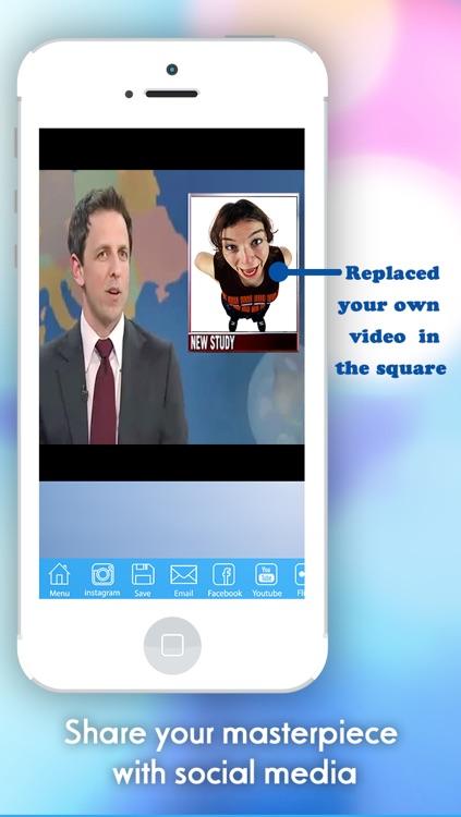 Pic&Vid Stitch screenshot-4