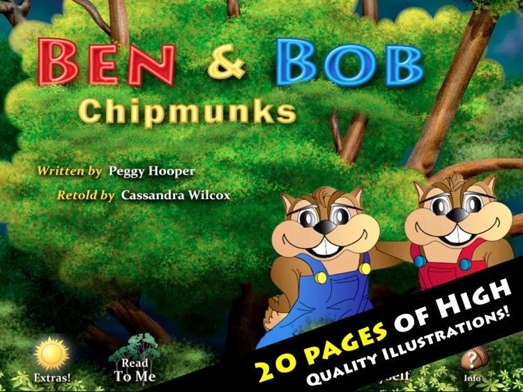 Ben & Bob Chipmunks