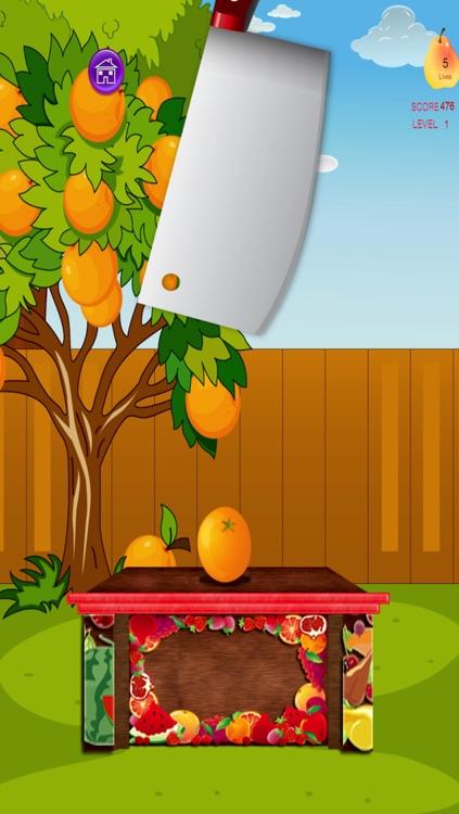 Sweet Turbo Fruit Slice World - Fast Knife Chopper Mania Free screenshot-4