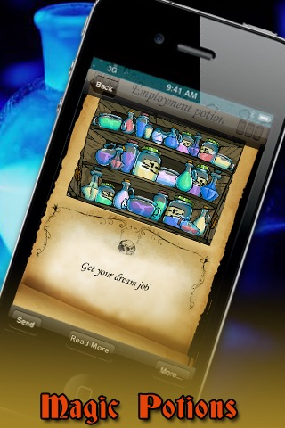Magic Potions screenshot-3