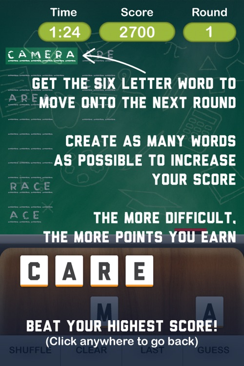 Anagram Academy - Jumble Text, Spell Words, and Become an Unscramble Master