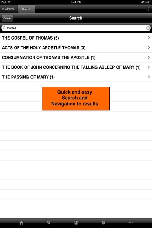 New Testament Apocrypha screenshot-3