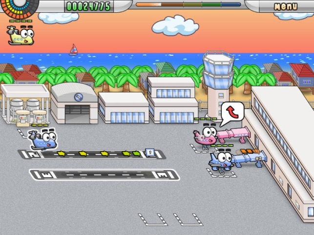 ‎Airport Mania: First Flight HD Screenshot