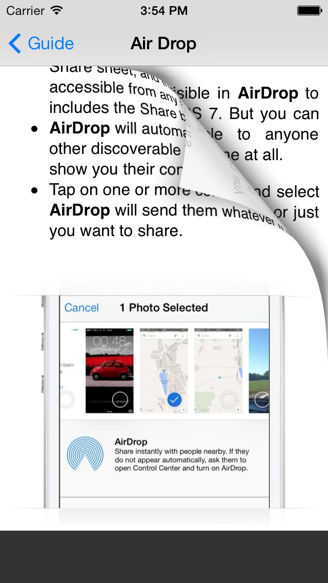 Guide for iOS 7 - Tips, Tricks & Secrets for iPhone, iPad &