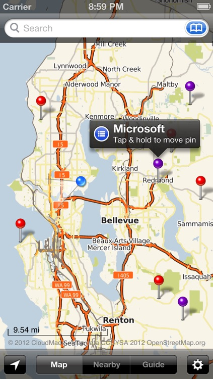 Smart Maps - Seattle screenshot-4