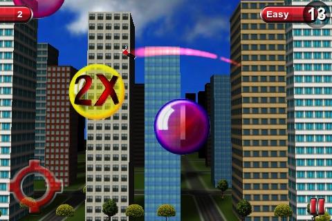 Bungee Boy Free screenshot-3