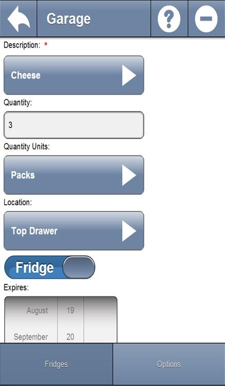 What's In My Fridge? screenshot-3