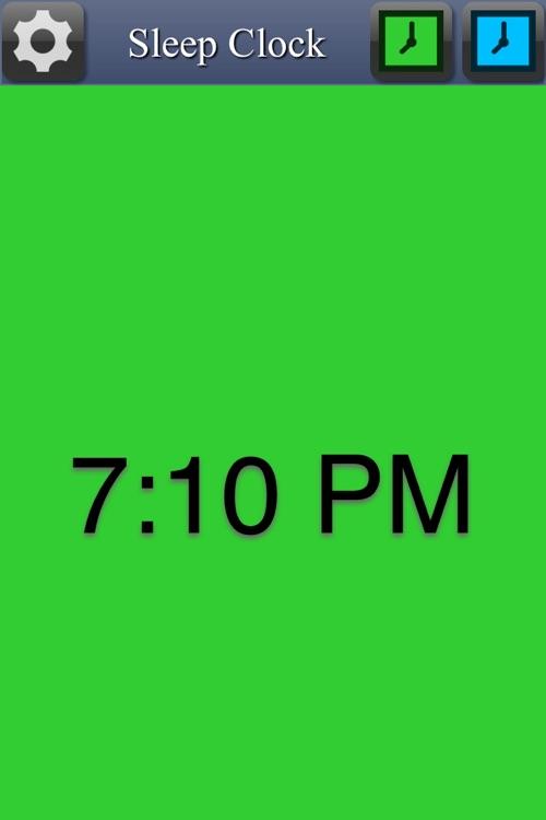 Kid's Sleep Clock screenshot-4